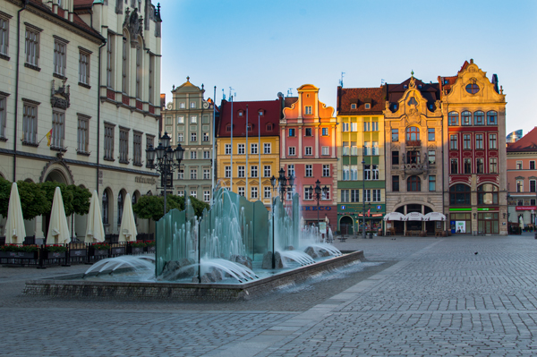Wroclaw in Poland to host Aito's 2019 overseas conference