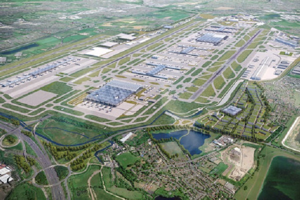 Heathrow admits 'more work to do' over impact of third runway