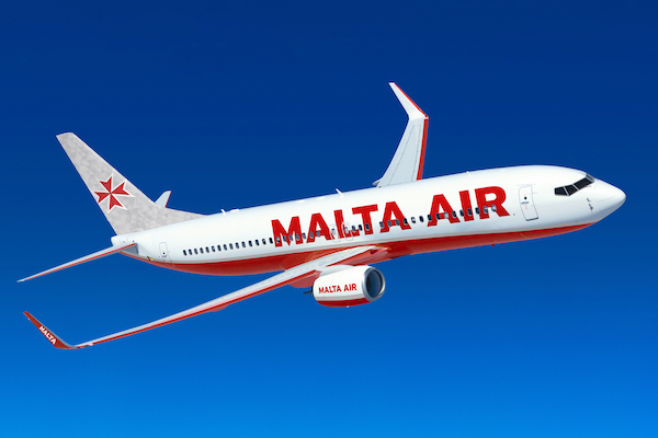 Ryanair sets up 'fully fledged' subsidiary in Malta