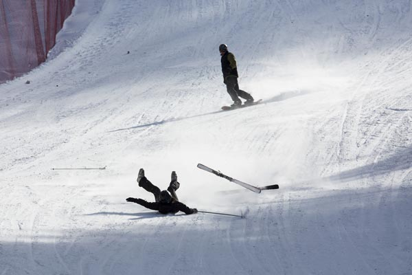 'Third of skiers do not have appropriate travel insurance'