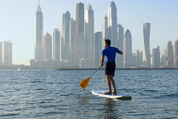 Dubai first quarter tourism growth doubles year-on-year