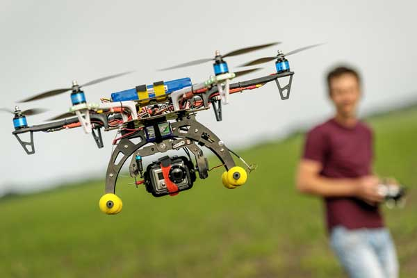 Southend airport tests drone detection systems