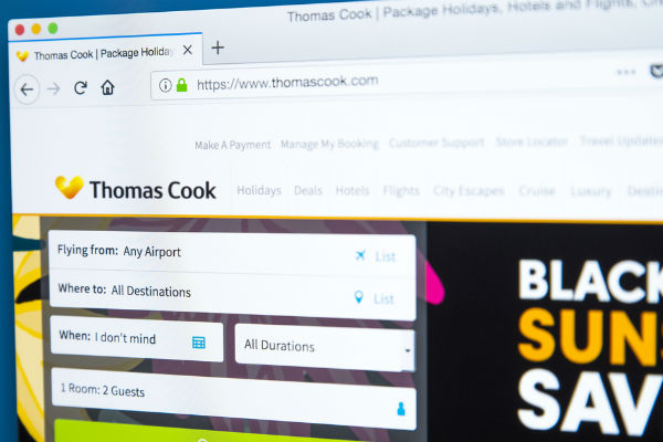 Thomascook.com domain valued at '£100m a year'