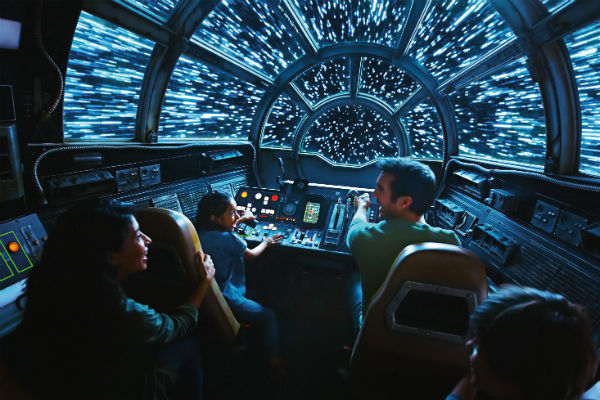Disney confirms opening dates for Star Wars: Galaxy's Edge