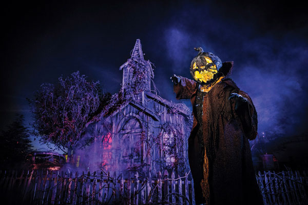 What to expect at Universal's Halloween Horror Nights