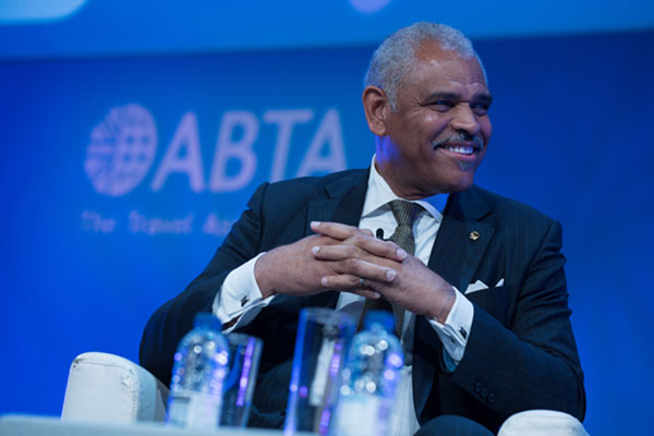 Abta17: Competition not other cruise lines but land-based holidays, says Carnival boss