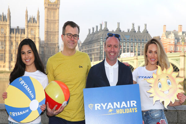 Ryanair launches 'Holidays' in bid to become 'Amazon of travel'