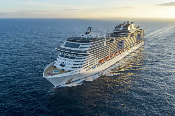 MSC Cruises cancels two January sailings