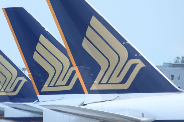 Singapore Airlines to cut 4,300 roles