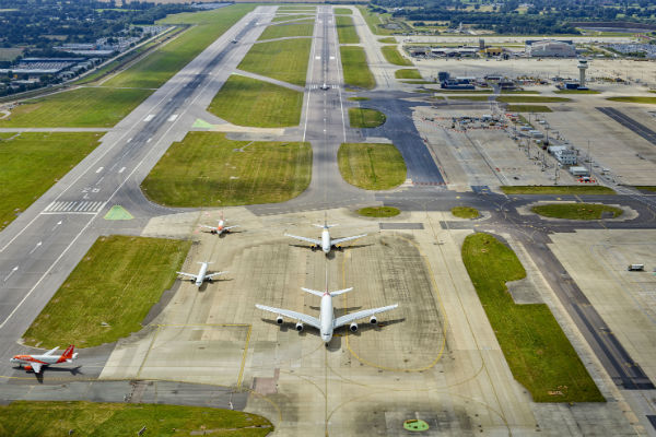 Gatwick denies bid to create a second runway 'by stealth'