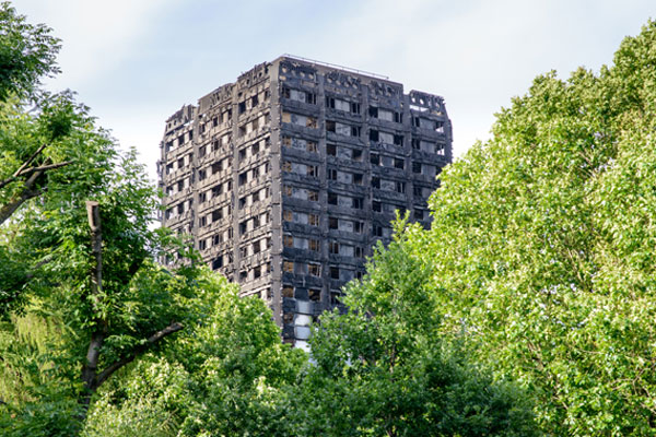 Hundreds of free holidays crowdsourced for Grenfell firefighters
