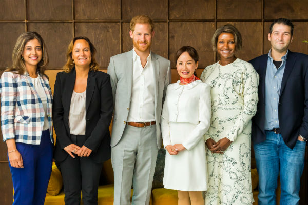 Comment: Can Prince Harry help travel forge a sustainable future?