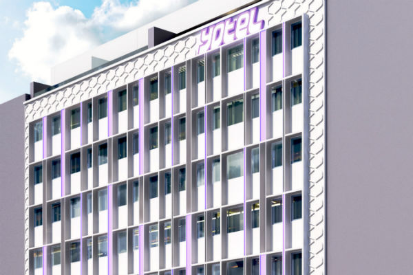 Yotel makes debut in Portugal