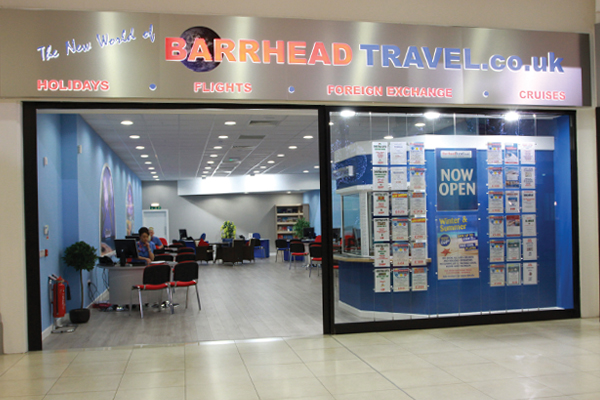 Barrhead Travel records 10% bookings hike in first week of year