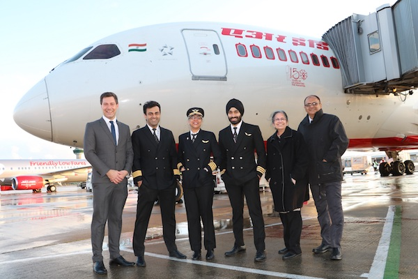 Mumbai flights take off from Stansted