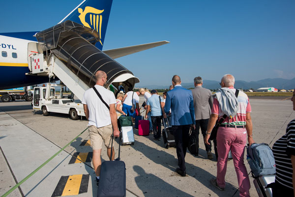Europe's tourism 'can restart in July, August', says Ryanair