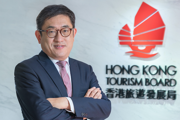 New executive director joins Hong Kong Tourism Board