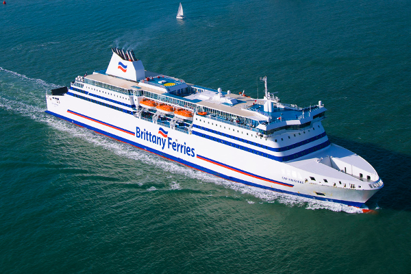 Brittany Ferries alters schedules in no-deal Brexit contingency