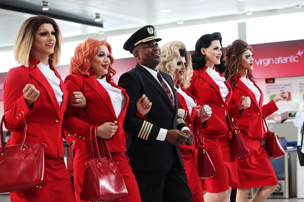 Virgin Atlantic to operate 'Pride Flight' to New York for World Pride