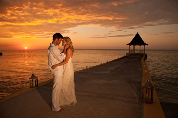 Dream Caribbean weddings at Sandals Montego Bay