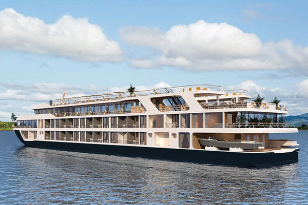 Wendy Wu Tours plans $10m river ship