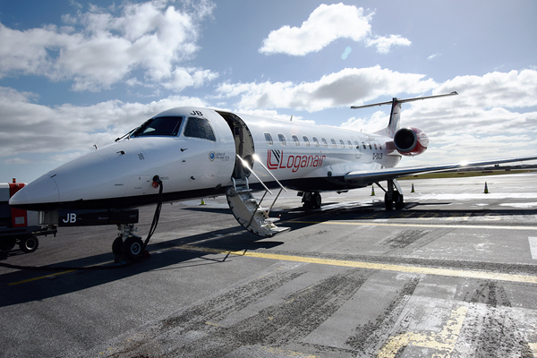 Loganair steps in to take over former Flybmi Newcastle routes