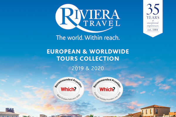 Riviera revamps brochure to showcase themes