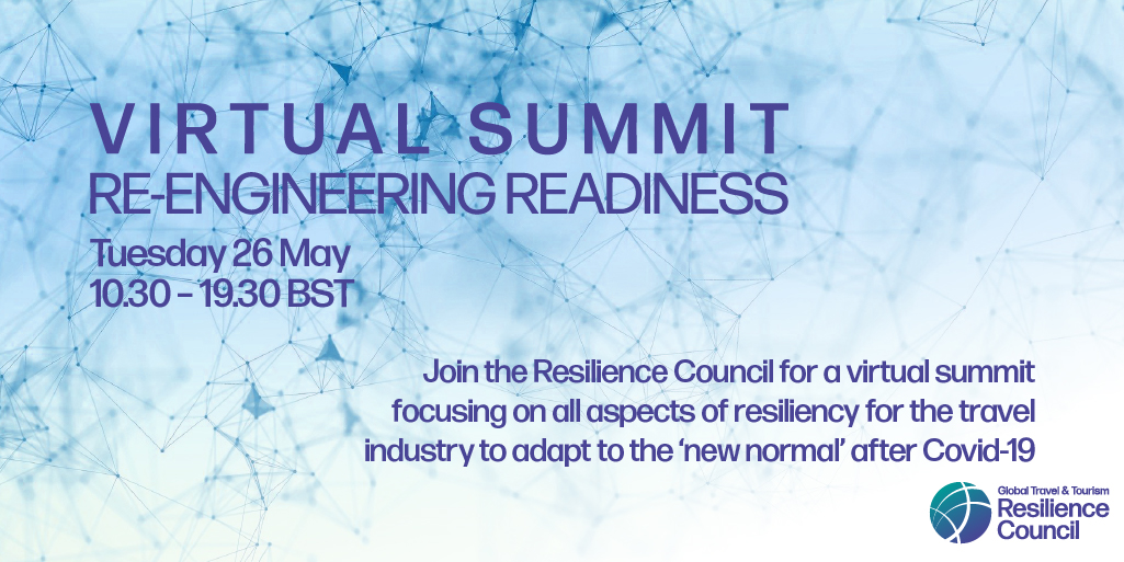 Resilience Council virtual summit attracts delegates from 84 countries