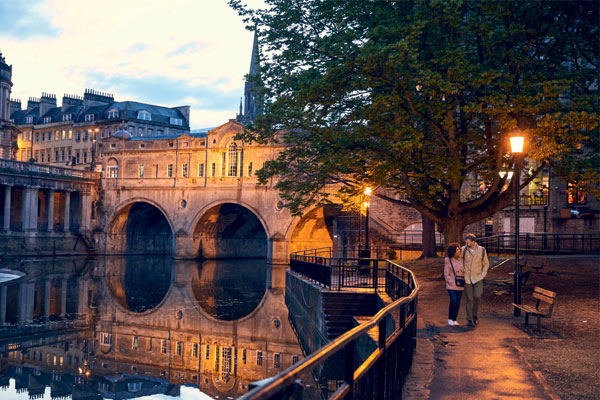 Somerset sights: In and around Bath