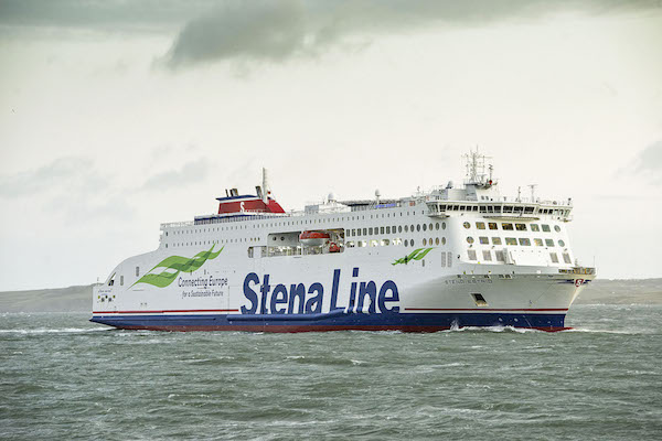 Stena Line forced into furloughs and redundancies