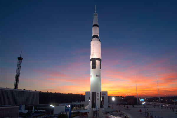 Celebrating Apollo 50: Space-themed attractions in the US
