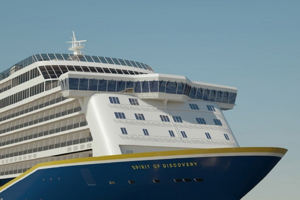 Last Day To Ship For Christmas 2019.Saga Cruises New Ship To Make First Transatlantic Sailing