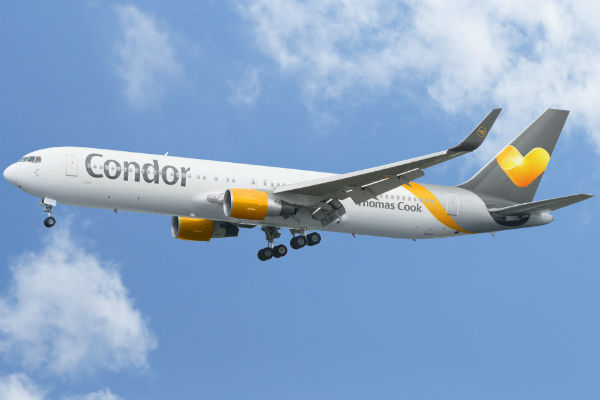 Bidders line up for Thomas Cook's German carrier Condor