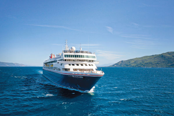 Coronavirus: Fred Olsen Cruise Lines donates food to charities in Barbados