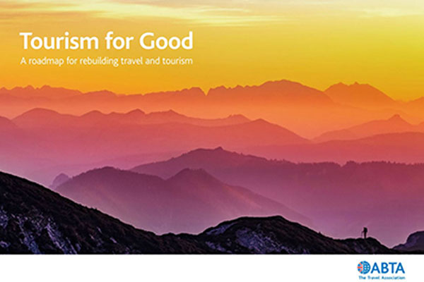 Abta publishes 'Tourism for Good' report