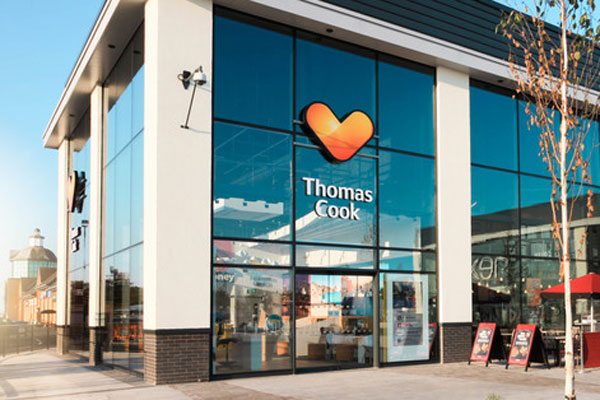Thomas Cook shares drop amid talks for £150m