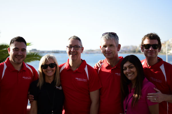 Millington Travel hosts second overseas conference for staff and suppliers