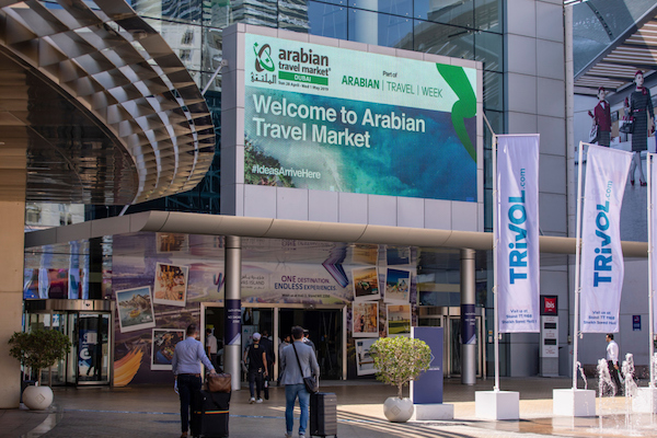 Arabian Travel Market to go ahead as 'live' event next year