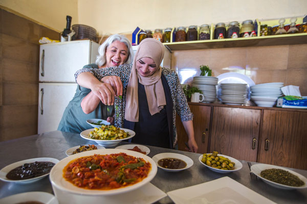 The best foodie experiences in the Middle East
