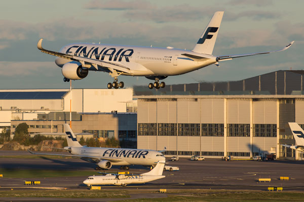 Finnair offers 241 StopOver city break flights