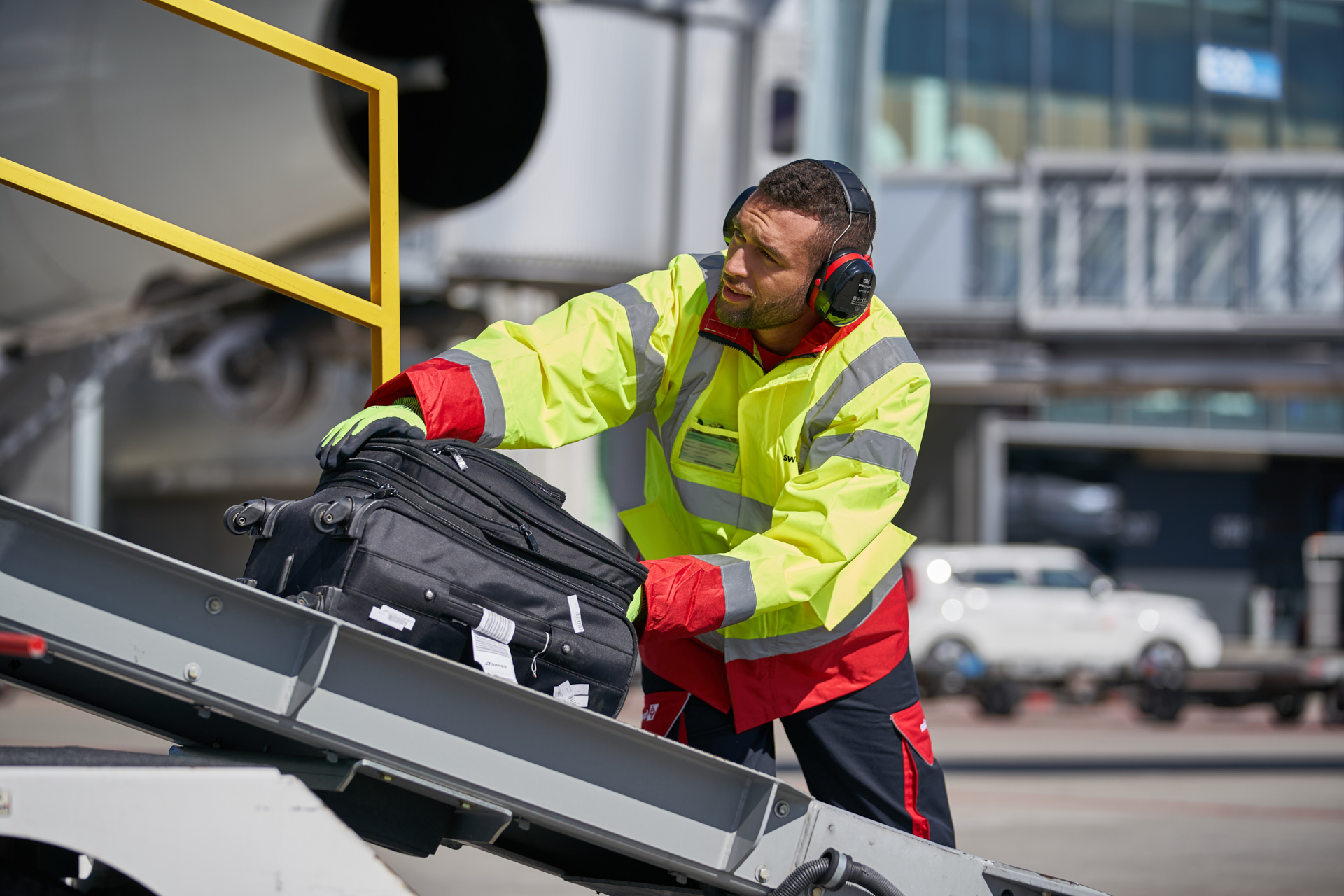 Swissport to axe 4,500 UK airport jobs