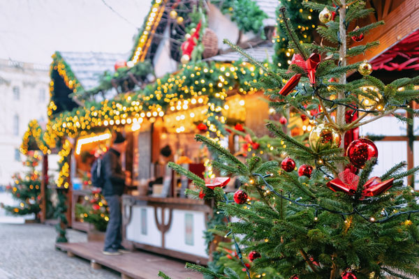 Mystery shopper: Edinburgh, a short break to visit German Christmas markets