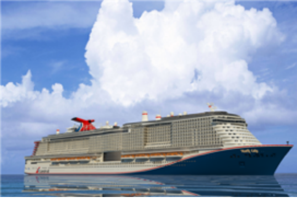 Carnival Cruise Line revives name of first ship for new vessel