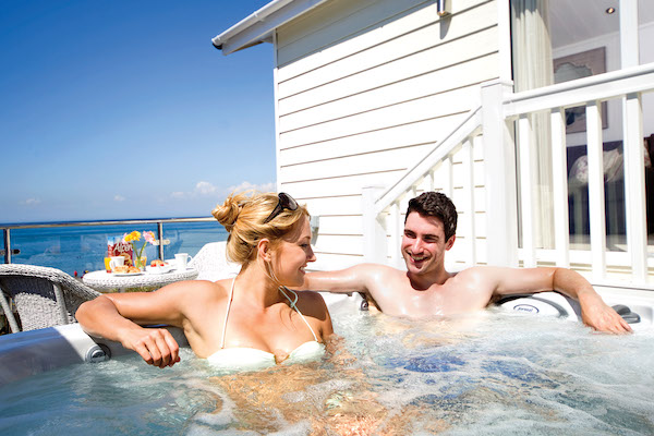 Yorkshire is hot spot for hot tub holidays