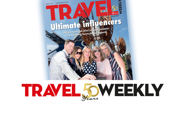 Sign up for your FREE Travel Weekly for 12 months for a chance to win a Netflix subscription