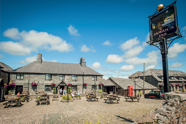 What to expect at Jamaica Inn, Bodmin Moor, Cornwall
