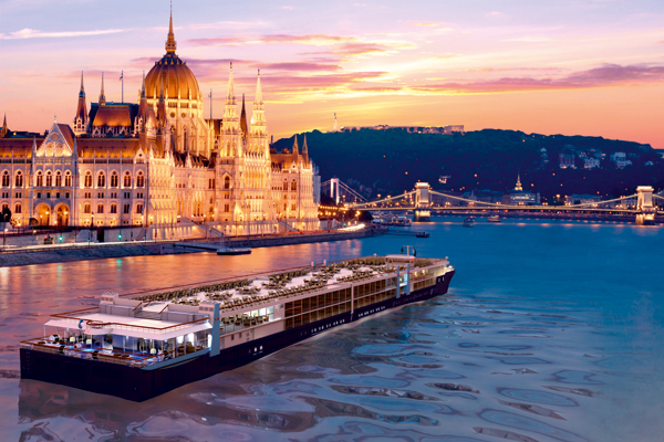Tui to launch three river cruise vessels in 2020