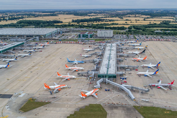 Stansted 'worst for flight delays'