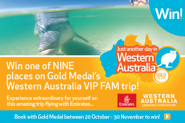 Gold Medal / Western Aus comp