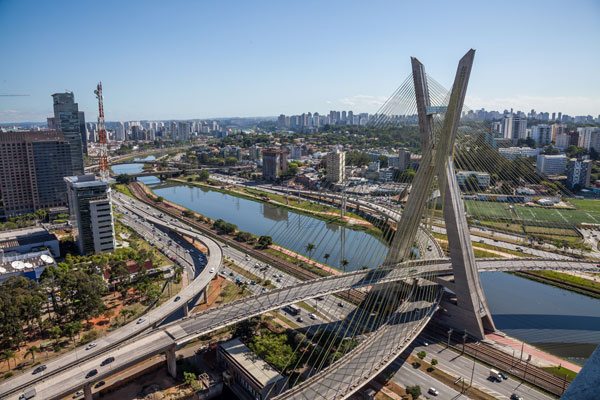 Places to go and things to see in Sao Paulo, Brazil